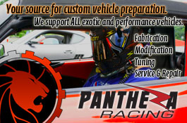 Visit Panthera Racing